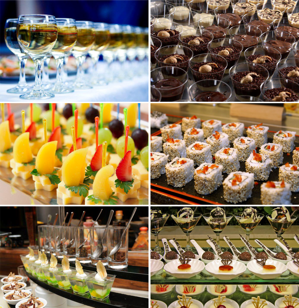 Corporate Event Catering Services in Mumbai